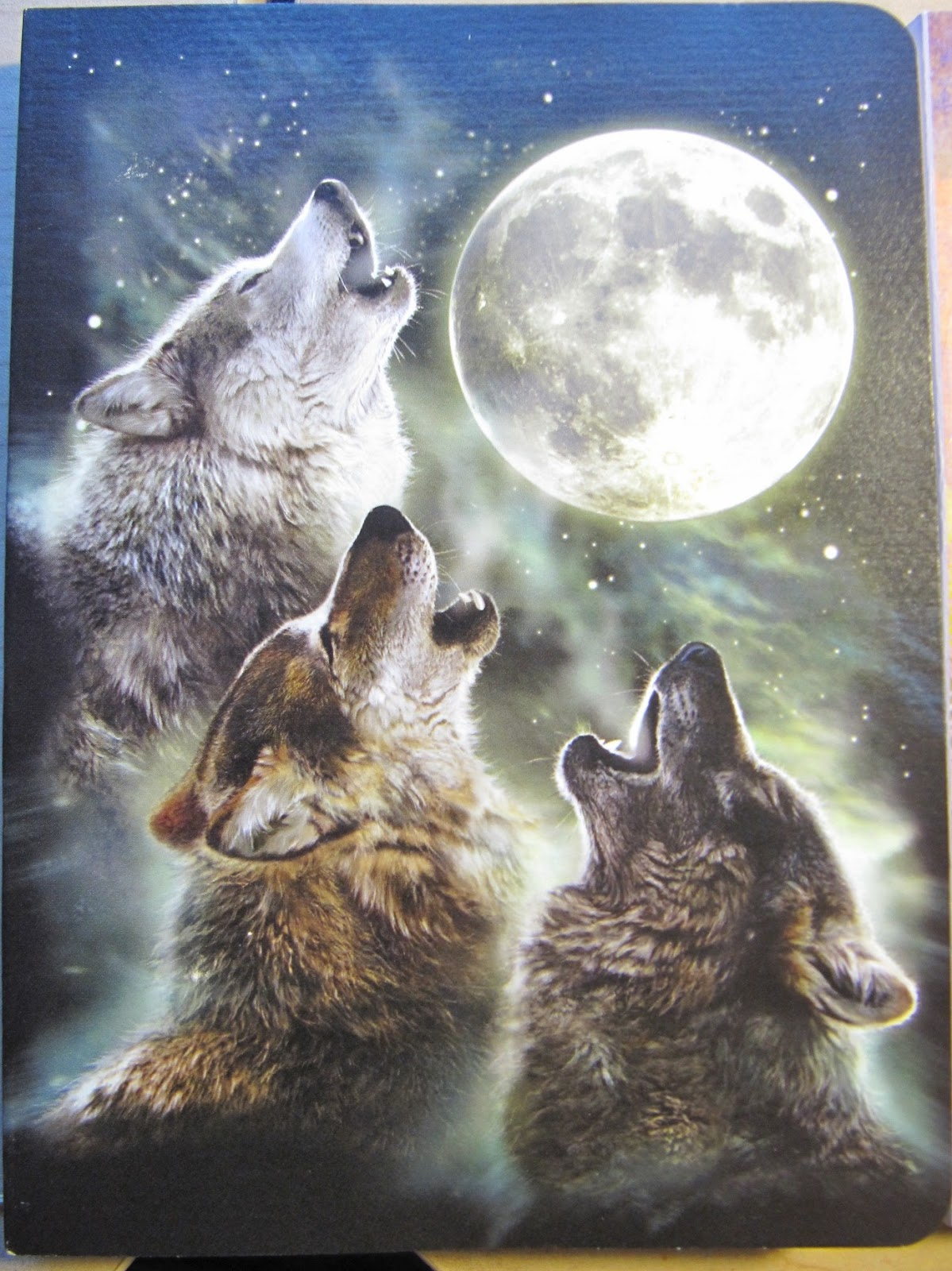 Tree free greeting card picture highpoint distribution wolf greeting card tree free kristyandbryce Image collections